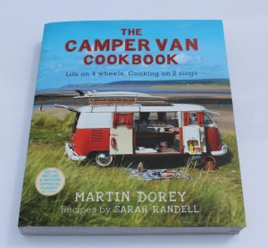 Campervan cookbook