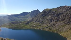 Photo of Llyn Llydaw