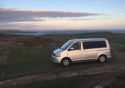 On the Llyn Peninsula, near Bardsey Island