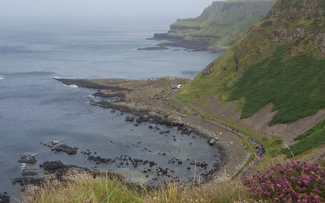 Travels in Ireland – The Causeway Coastal Drive